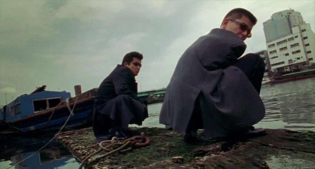 หนังเรื่อง Dead or Alive' 1999